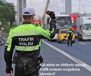 yeşil üniformalı trafik polisi